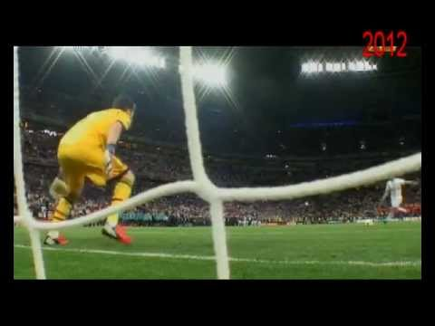 Euro 2012 - top ten saves