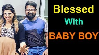 Actress Rambha Daughter Laanya Playing Guitar | Actress Rambha Blessed With A BABY BOY - RAJSHRITELUGU
