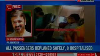 Over 30 Jet Airways Passengers Suffer Nose, Ear Bleeds Due To Cabin Pressure - NEWSXLIVE