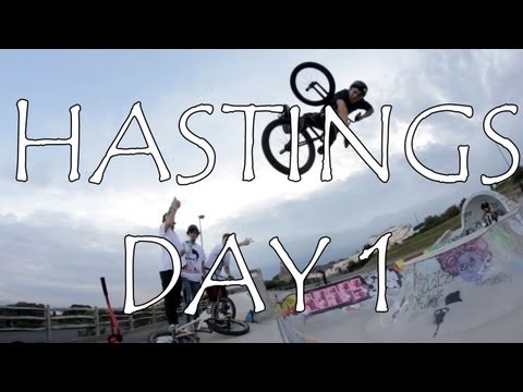 Webisode 6: Hastings Day 1