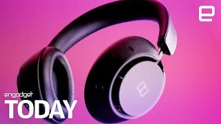 Dolby's first headphones sound incredible | Engadget Today - ENGADGET