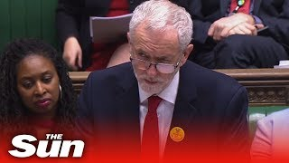 PMQs: Jeremy Corbyn rebukes Labour anti-semitism claims - THESUNNEWSPAPER
