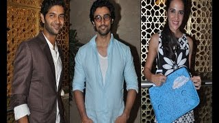 B-town celebs take part in 10 KM 'Foot Walk' - BOLLYWOODCOUNTRY