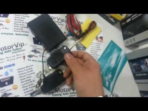 Inchidere centralizata cu chei briceag vw , merge la orice masina , www.MotorVIP.ro