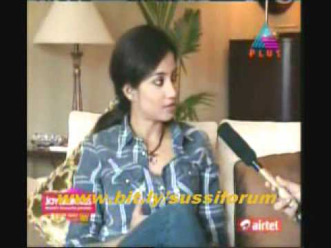 Shreya Ghoshal asianet special interview 2012 part 1