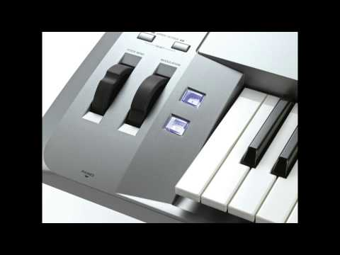 Yamaha Tyros5 Main Demonstration [Full HD]