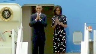 US President Barack Obama wraps up three-day visit to India - NDTVINDIA