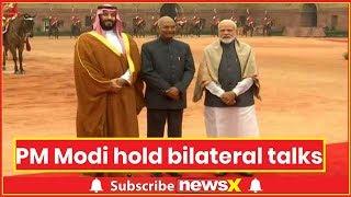 PM Narendra Modi, Saudi Crown Prince Mohammed bin Salman assures cooperation in tackling terror - NEWSXLIVE