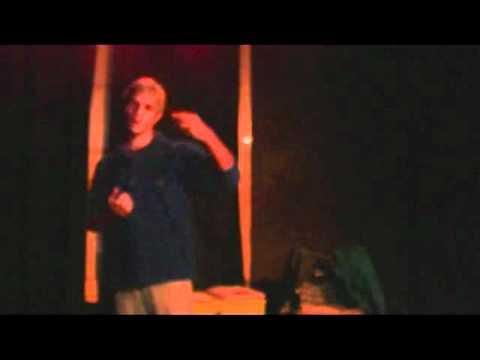 Carlos Wimmer  - Alimentación Naturista y Contaminación Ambiental (Parte 1) 14-05-2011