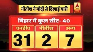 Nitish Kumar's JDU backed BJP during no-confidence motion, indicates equation of 2019 LS p - ABPNEWSTV