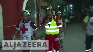 Mexico rescuers find earthquake survivors under school rubble - ALJAZEERAENGLISH