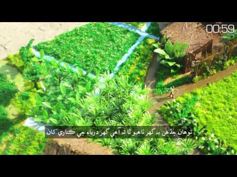 Seeds Asia Project 2011 | Flood Model | Sindhi