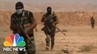 ISIS Driven From Sulaiman Pek | NBC News - NBCNEWS