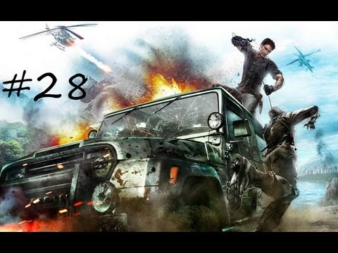 Just Cause 2 Walkthrough -    2 28 -  
