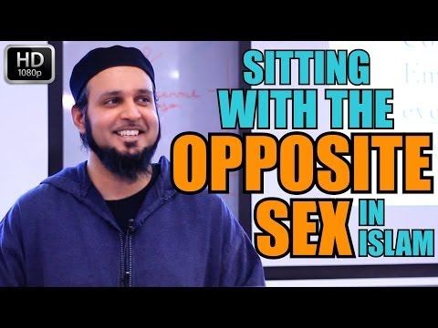 Sitting With The Opposite Sex In Islam | Shaykh Amer Jamil