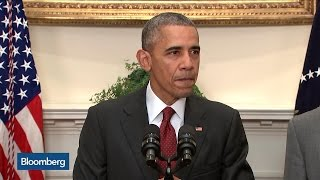 Obama: Homeland Security Working to Protect Us - BLOOMBERG