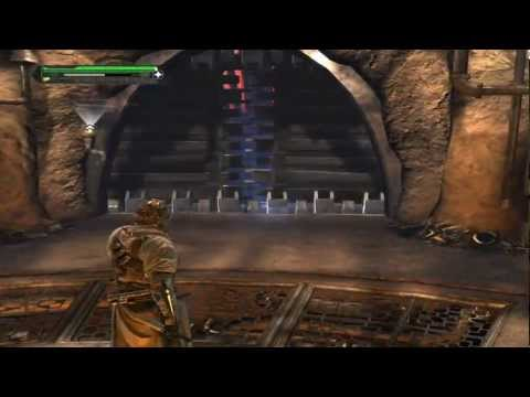 Star Wars: The Force Unleashed Walkthrough - Dark Side Expansion - Tatooine