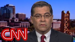 California AG: We are filing lawsuit against White House today - CNN