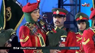 تسجيل لعرض الموسيقى العسكرية (عمان و العالم) ٢٠١٩ | دار الأوبرا السلطانية - مسقط