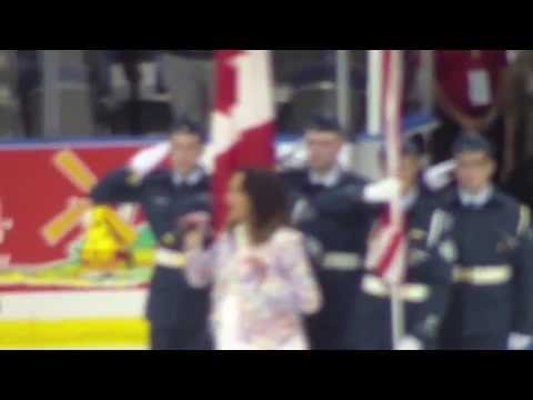 2013 Memorial Cup and Melissa