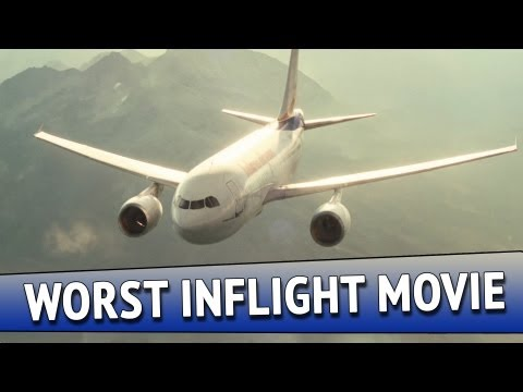 Movie Airplane Crash Supercut