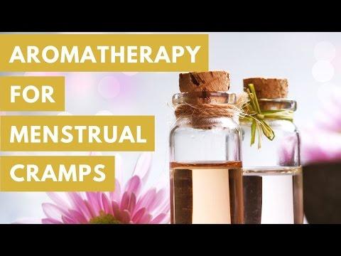 Aromatherapy for Menstrual Cramps - Massage Monday #301