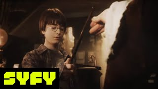 Harry Potter | The Wand Chooses Harry - The Magic Continues Tonight | SYFY - SYFY