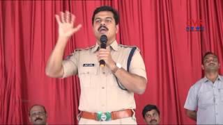 Police & Ganesh Utsav Organisers Meeting in Adilabad | CVR News - CVRNEWSOFFICIAL