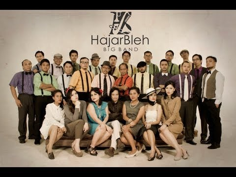 HajarBleh Big Band Short Profile - Jazz For Everyone