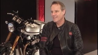 In Conversation with Stuart Garner, CEO Norton Motorcycles - NDTV