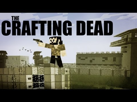 Minecraft The Crafting Dead Mod Ep. 3 Everyone Turns