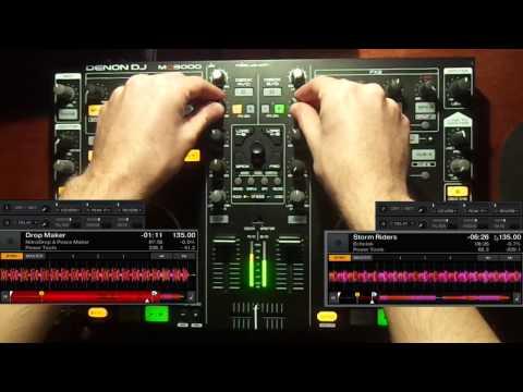 How to Mix Psytrance: Mixing Progressive Psy - DJ Tutorial