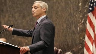 Chicago mayor holds a news conference - WASHINGTONPOST