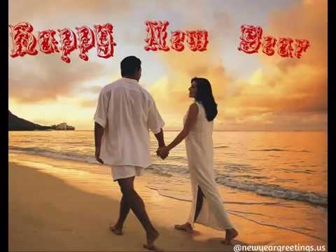 Happy New Year 2014 Greeting Card for Hot Couples