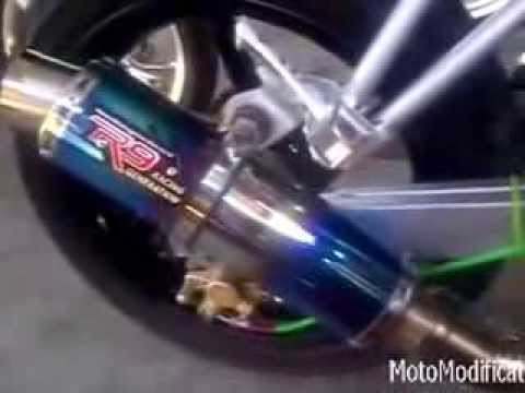 Modifikasi Motor Vixion - Vixion Modification
