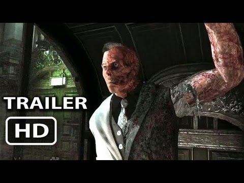 Batman Arkham City : Armored Edition Trailer