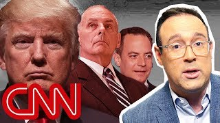 Who wants to be Donald Trump's chief of staff? | With Chris Cillizza - CNN