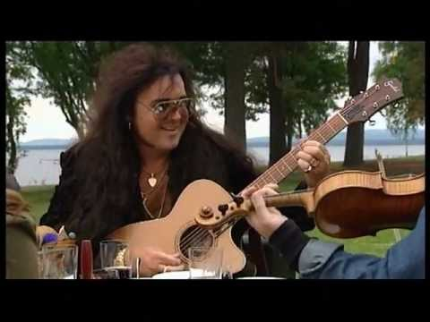 YNGWIE MALMSTEEN 2 tracks Live @ Swedish TV 2011 Oct 23 [ High Quality ]
