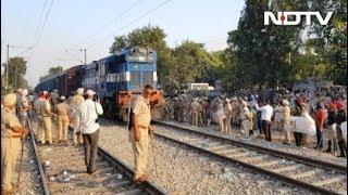 अमृतसर में रेल सेवा बहाल - NDTVINDIA