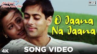 O Jaana Na Jaana Song Video - Jab Pyar Kisisi Se Hota Hai | Salman Khan & Namrata | Kumar Sanu - TIPSMUSIC