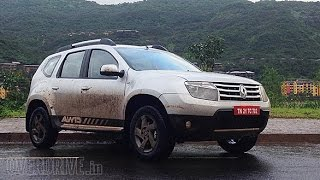 2014 Renault Duster AWD India first drive