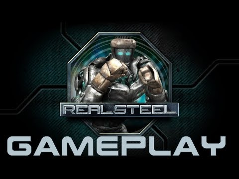 Real Steel the Video Game (Xbox 360) - HD Gameplay