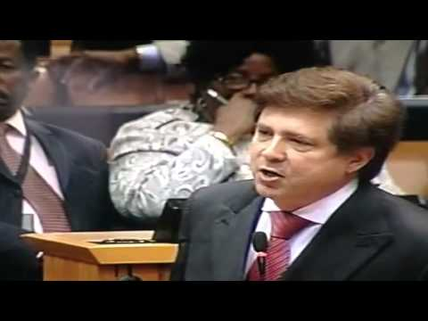 IFP: Mario Oriani-Ambrosini on freedom of speech in Parliament