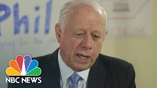 Phil Bredesen Says Blackburn Sees Her Job As 'Emblematic' Of President Trump Priorities | NBC News - NBCNEWS