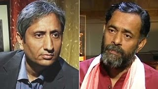 Holding a post in PAC does not matter to me: Yogendra Yadav - NDTV