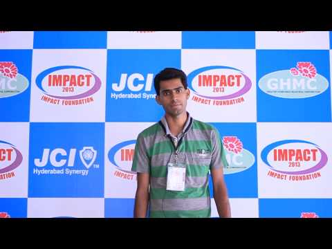JCI Hyderabad Synergy - IMPACT 2013 - 65