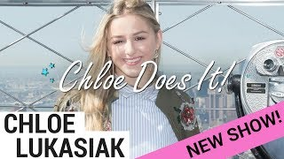 "FIRST LOOK: Chloe Lukasiak's New Show ""Chloe Does It!"" - HOLLYWIRETV"