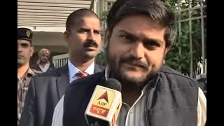 BJP will lose and Gujarat is headed for a 'mahaparivartan', says Hardik Patel before casti - ABPNEWSTV