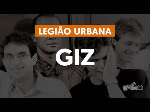 Giz - Legião Urbana (aula de violão simplificada)