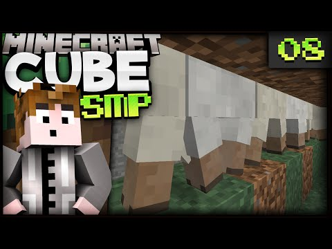 Minecraft: Cube SMP S2 - Episode 8 - Auto Wool